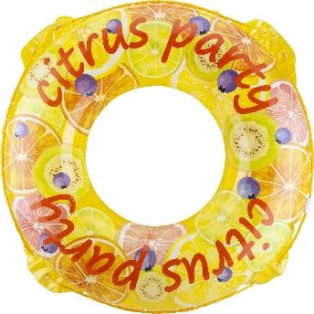 浮き輪 100㎝ フルーツ